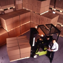 Warehousing and Just-In-Time Deliveries